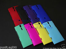 Premium Imported Hard Back Shell Cover Case Matte For Sony Xperia S LT26i