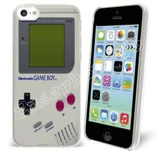 funda carcasa Iphone 3G-3GS-4-4S-5-5S-5C-6-6plus + 1 LÁMINA árbitro 287 GAMEBOY