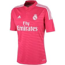 Adidas Real Madrid Away 2014/2015 Kinder Trikot Jersey Pink