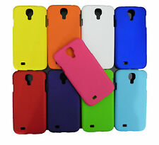 Premium Rubberized Back Hard Case,Cover,With Sim Adapter for Samsung Galaxy S4