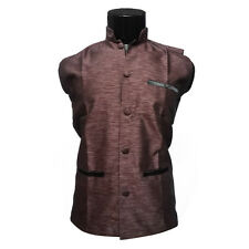 Mens Wear Nehru Jacket ,Party Wear Jacket, Khadi Silk Jakcet For Mens Wear
