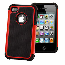 Silicone Shock Proof Case Rubber Gel Plastic Cover For Apple iPhone 6 & 6 Plus