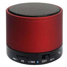 BASS BLUETOOTH WIRELESS MINI PORTABLE SPEAKER FOR IPHONE IPAD MP3 RECHARGEABLE