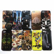 Smart Printed Rubber Back Case For Apple Iphone 5 5s 5G, Designer Cover Case