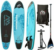 AQUA MARINA VAPOR SUP inflatable Stand Up Paddle Surfboard Modell 2017