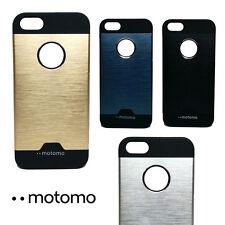 Motomo Hybrid Thin Metal Hard Back Case Cover for Apple iPhone 6 iPhone6