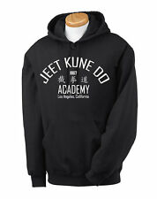 Jeet Kune Do Bruce Lee Hoodie Martial Arts Kung Fu MMA Karate Enter the Dragon