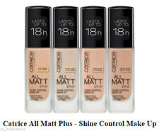 Catrice All Matt Plus Shine Control Make Up Mattifying oil-free long lasting 4sh