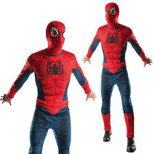 Rubies Adults Marvel Spider-Man Mens Superhero Party Fancy Dress Costume Outfit