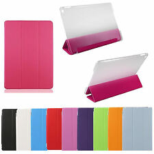 "SMART COVER PER APPLE IPAD PRO 12,9"" SLIM CASE CUSTODIA BACK FLIP"