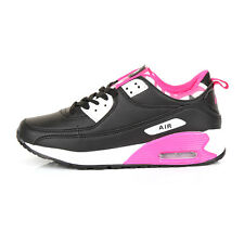 Ladies Running Trainers New Womens Shock Absorbing Gym Sports Shoes Size 3 : 8