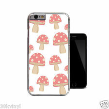 MUSHROOMS Woodland Cute Girly Funky Hipster Hard Case For iPhone 4 4s 5 5s 5c 6