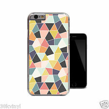 Multi Colour Geometric Stylish Geo Hipster Case Cover For iPhone 4 4s 5 5s 5c 6