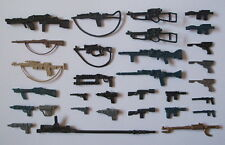 Vintage Star Wars Figure Blasters and Rifles - 100% Original - Choose Your Own