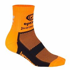 Optimum New Coolmax Fabric Cycling Bike Nitebrite Socks Highly Breathable Warmer
