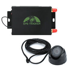 Vehicle GPS Tracker - Support Quad-Band SIM, GPS + LBS, SMS Alerts, Geo Fencing,