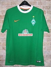 Brand New Official Nike Werder Bremen 2014/15 Home Shirt Adults Large