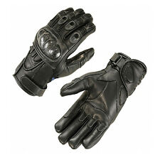 Summer Motorcycle Gloves Motorbike Knuckle Protective Armour Gloves Size XS-3XL