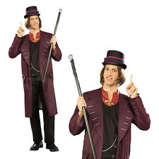 Adults Rubies Willy Wonka Chocolate Factory World Book Day Fancy Dress Costume