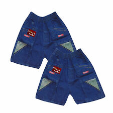 NIZAM Boys Blue Denim Bermuda shorts como of 2