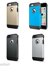 Cubezap Slim Tough Bumper Armor Armour Case Back Cover for Apple iPhone 5C