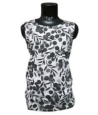 MensT-Shirt,Sando look Printed sleeveless (Size-XXL-Chest-44 )( SKU - JC92046 )