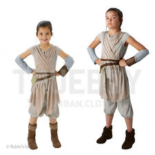 Rubies Star Wars Force Awakens Childrens Deluxe Rey Costume Or Staff Accessory