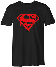 Superman MMA Mens T Shirt Animal Gym Motivation Bodybuilding Workout