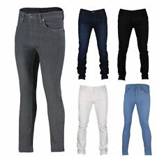 Mens New G72 Super Stretch Skinny Slim Fit Denim Jeans Pants Cotton Trousers