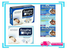 Breathe Right Nasal Strips Clear ,Natural