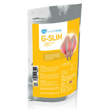 WBP G-Slim Natural Glucomannan Diet Pills - Safe & Effective Weight Loss Support