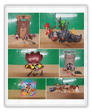 playmobil take along fort 4774 4775 clam set 4802 dragon island pirates knight