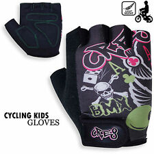 Kids/Children Cycling Gloves Scooter Riding Outdoor BMX Sports Gloves