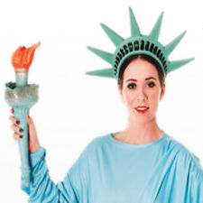 Statue of Liberty USA 4th July Freedom Liberty Crown Torch Fancy Dress School