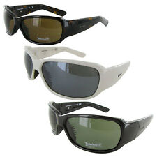 Timberland Earthkeepers Mens TB9024 Polarized Wrap Sunglasses