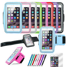 For iPhone 6/6 Plus Sports Gym Armband Case Premium Running Jogging Cover H