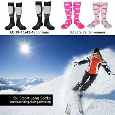 Men/Women Winter Thermal Long Ski Snowboarding Hiking Sports Towel Socks Size US
