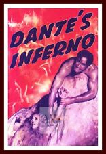 Dantes Inferno Greatest Movie Posters Vintage Classic Cinema