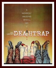 Deathtrap  Greatest Movie Posters Vintage Classic Cinema