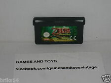 JEU NINTENDO GAMEBOY ADVANCE SANS BOITE THE LEGEND OF ZELDA THE MINISH CAP
