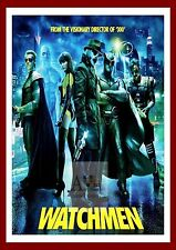 Watchmen  Brilliant Movie Posters Vintage Cinema