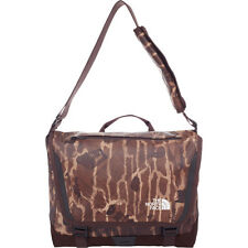 North Face Base Camp Small Unisex Bag Messenger - Brunette Brown One Size