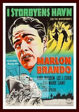 On The Waterfront 2  Gangster Movie Posters Vintage Cinema Classic