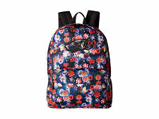 Vans Realm Classic Patch Backpack Bookbag Womens Galaxy Floral Print New NWT