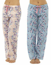 Ladies LN373 floral cool cotton lounge pants by TOM FRANKS Retail £7.99