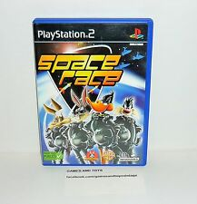 JEU PS2 COMPLET SPACE RACE