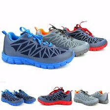Men's Athletic Sneakers Light Weight Tennis Shoes Running Walking Training