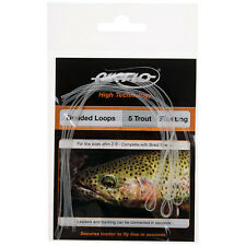 Airflo Trout Floating Braided Loops - (Fly Fishing Lines Accesories)