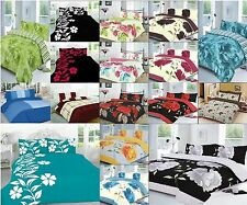 Duvet Cover  + Pillowcases Quilt Cover Bedding Set Or Matching Curtains
