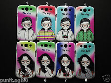 Fancy Premium Hard Back Shell Case Cover For Samsung Galaxy S3 I9300 / S3 Neo
